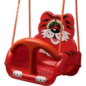 Качели Palplay 672 Тигренок (Красный)