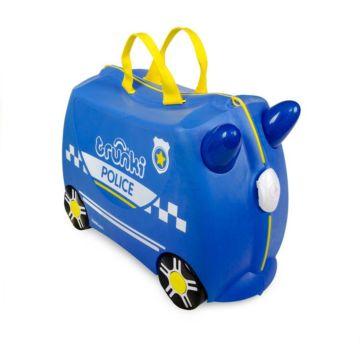 Каталка-чемодан Trunki Полицейская Машина Перси