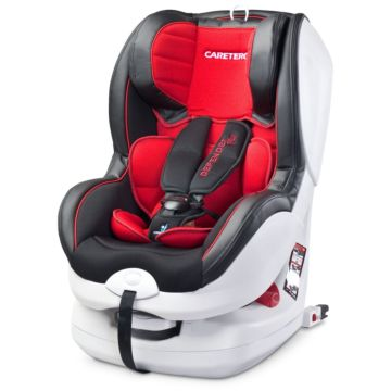 Автокресло Caretero Defender Plus Isofix (red)