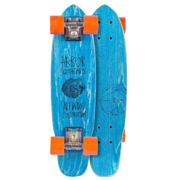 Лонгборд Arbor Woody (Blue)