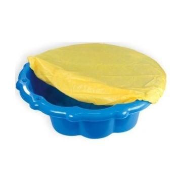 Песочница-бассейн Mochtoys с тентом 10340 (Синий)