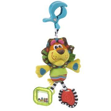 Подвесная игрушка-прорезыватель Playgro Львёнок
