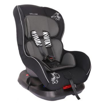 Автокресло Baby Care BC-303 Люкс Зебрик (карбон)
