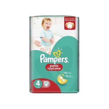 Подгузники-трусики Pampers Pants Maxi (9-14 кг) 52 шт