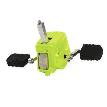 Комплект педалей для беговела JD Bug (зеленый)