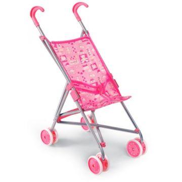Коляска для куклы Melobo 9302 (Розовый)