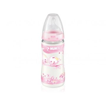 Бутылочка NUK First Choice Baby Rose 300 мл