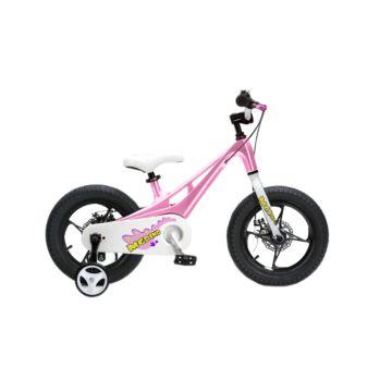 """Детский велосипед Royal Baby MG Dino 14"""" (розовый)"""
