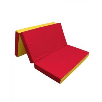 Гимнастический мат Kampfer №6 150х100см (красный)