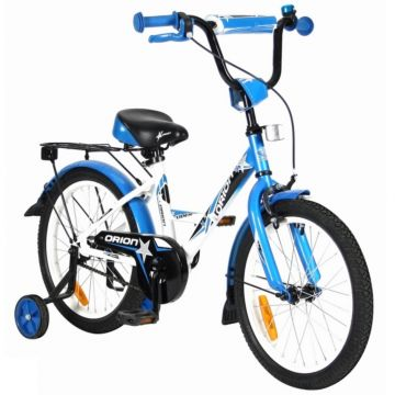 "Детский велосипед Velolider Orion 18"" Белый/Синий"