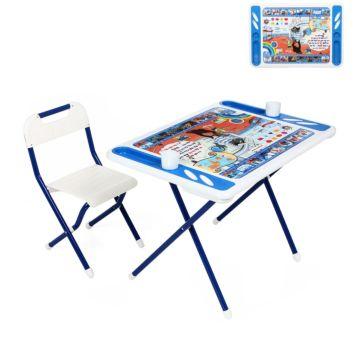 Комплект детской мебели Дэми №у3-05 Evro Ну-погоди