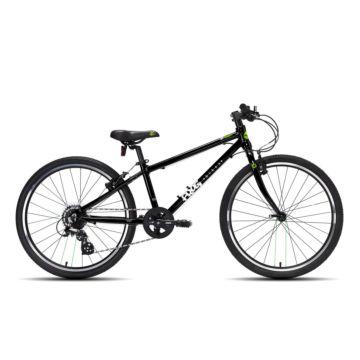 """Подростковый велосипед Frog Bikes 62 24"""" (черный)"""