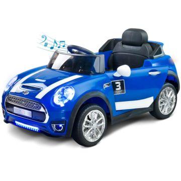Электромобиль Toyz Maxi (голубой)