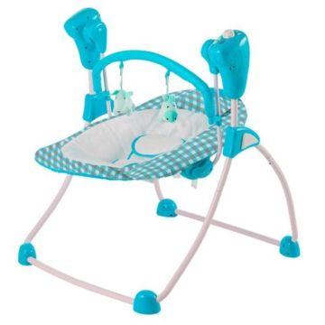 Электрокачели Amalfy GB-001 (голубой)