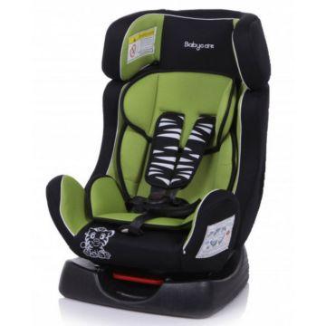 Автокресло Baby Care Люкс Тигренок (зеленый)