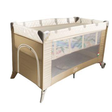 Манеж-кровать 5 в 1 Sweet Baby Intelleto Beige