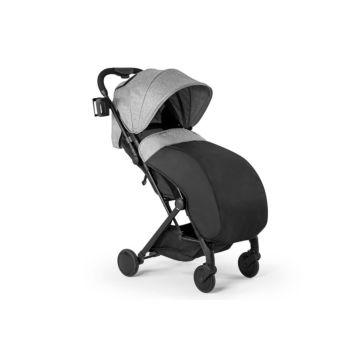 Коляска прогулочная KinderKraft Pilot (grey)