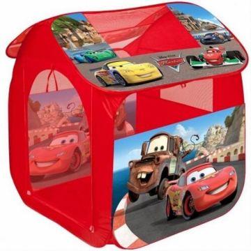 Детская палатка Играем Вместе Тачки-2 с сумкой