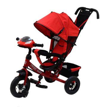 Трехколесный велосипед Sweet Baby Mega Lexus Trike Air Music Bar 8/10 Red