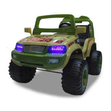 Электромобиль Autokinder Tornado (зеленый)