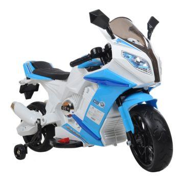 Электромотоцикл Shine Ring SR528 (синий)