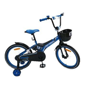 "Детский велосипед Nameless Cross 18"" (синий)"