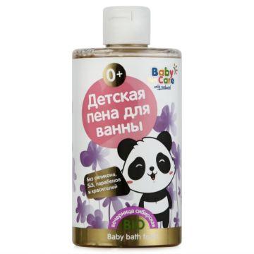 Пена для ванны Baby Sun Care с экстрактом вечерницы сибирской 460 мл