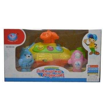 Развивающая игрушка Tinbo Toys Подводная лодка с проектором