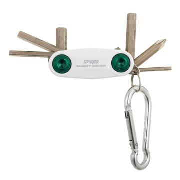 Шестигранный ключ Crops S.Saver SSV-S (белый)