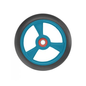 Колесо переднее с подшипником для Trolo Mini Up (голубой)