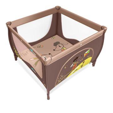 Манеж Baby Design Play (бежевый)