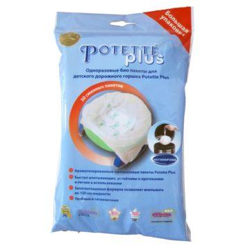 Одноразовые пакеты для горшка Potette Plus (30 шт.)
