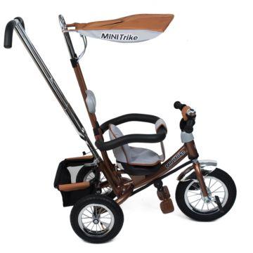 """Трехколесный велосипед Mini Trike с надувными колесами 12"""" и 10"""""""