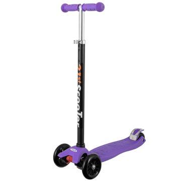 Самокат 21st Scooter SKL-07 Maxi (фиолетовый)