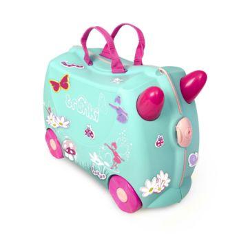 Каталка-чемодан Trunki Фея Флора
