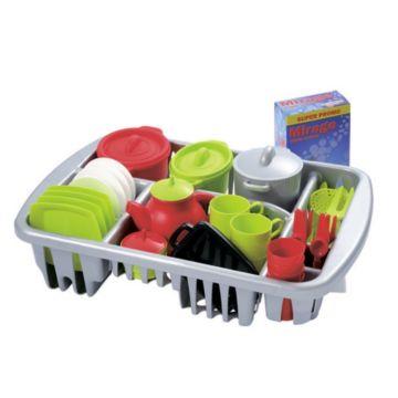Детский набор посуды Ecoiffier 1210