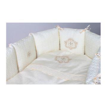 Комплект постельного белья Incanto Герб (6 предметов, сатин)