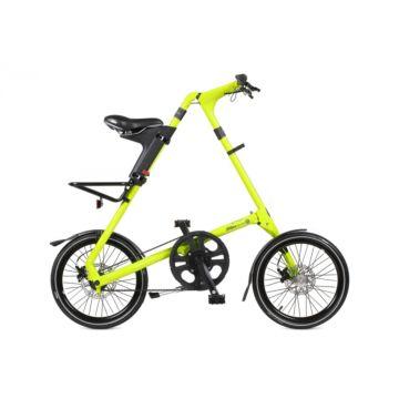 Велосипед складной Strida EVO (2016) желтый