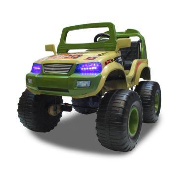 Электромобиль Autokinder Tornado 4x4 (зеленый)