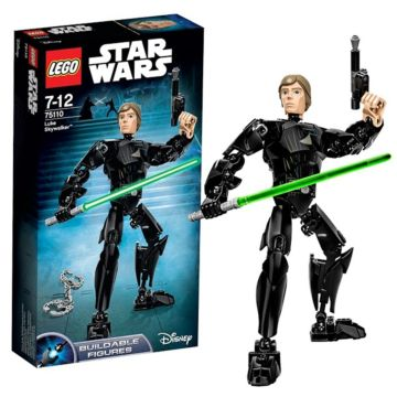 Конструктор Lego Star Wars 75110 Звездные войны Люк Скайуокер