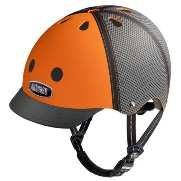 Шлем Nutcase Street Helmet Trucker Orange-S
