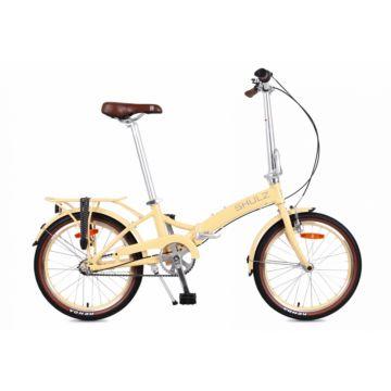 Велосипед складной Shulz Goa Coaster (2017) кремовый