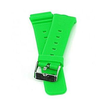 Ремешок силиконовый SmartBabyWatch Q50 (зеленый)