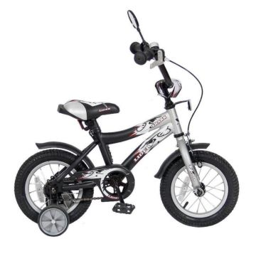 "Детский велосипед Velolider Shark 12A-1287 12"" (серый)"