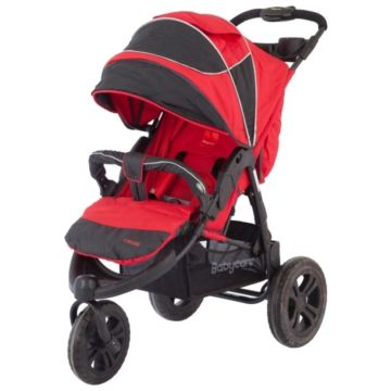Коляска прогулочная Baby Care Jogger Cruze (Red)