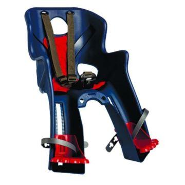 Велокресло на руль Bellelli Rabbit B-Fix до 15 кг (темно-синее)