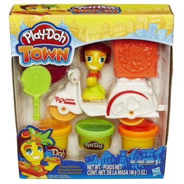 """Игровой набор Play-Doh Город """"Транспортные средства"""" (Скутер)"""