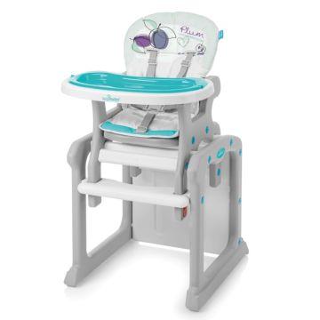 Стульчик для кормления Baby Design Candy (бирюзовый)
