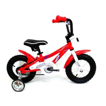 "Детский велосипед Ride 12"" (red)"