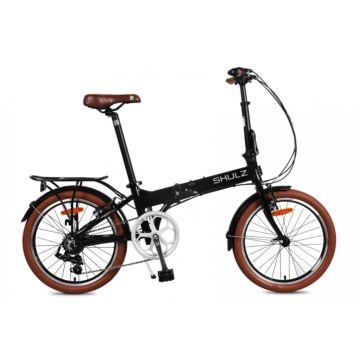 Велосипед складной Shulz Easy (2017) черный